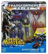 Transformers Prime Shockwave