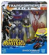 Transformers Prime Shockwave