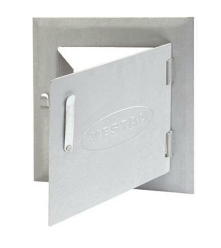 """Vestal ST-88 Steel Clean Out Door, 8"""" x 8"""""""