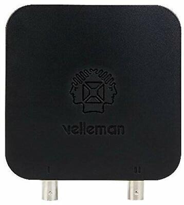 Velleman Pcsu200 Usb Pc Oscilloscope And Signal Generator