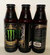 Monster Energy Bottle