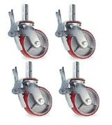 Scaffolding Casters
