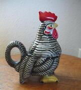 Vintage Chicken Salt and Pepper Shakers
