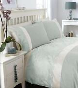 Duck Egg Blue Bedding