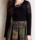 Anthropologie Silk Sweaters for Women