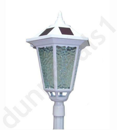 Outdoor Pole Lighting picture on solar lamp post white with Outdoor Pole Lighting, Outdoor Lighting ideas 993df254b9a406be5ce596a1a8113b4c