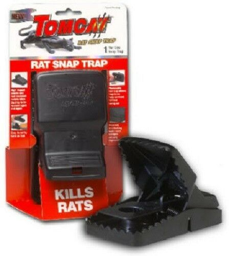 Tomcat, 6 Pack, Rat Snap Trap, Aggressive Design