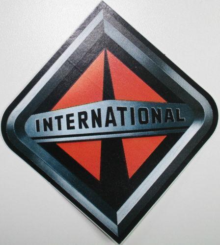 International truck emblem