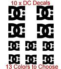 DC Shoes Stickers