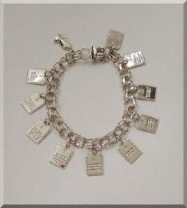 Best Selling in Sterling Silver Charm Bracelet