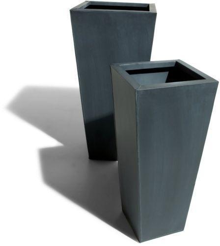 Square Plant Pots Ebay