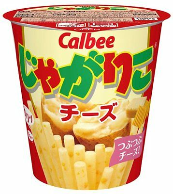 Calbee JAGARIKO cheese 58g X 6 cup From Japan