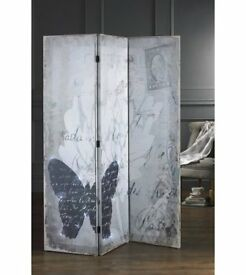 butterfly screen / room divide LED
