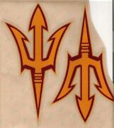 Arizona State Helmet Decals