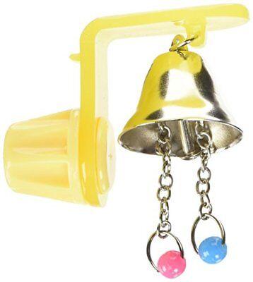 JW Pet Company Activitoys Bell Bird Toy Small