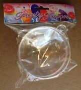 Clear Plastic Ball