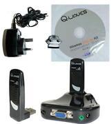 Wireless HD Sender