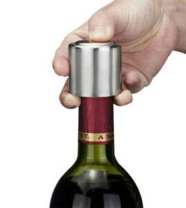 Vakuum Wein Flaschenverschluss Stopfen Stopper Flaschenstöpsel 3687