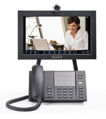 Aastra Sip Phones (Aastra Blustar 8000i SIP HD Video IP Phone - Cord Handset -)