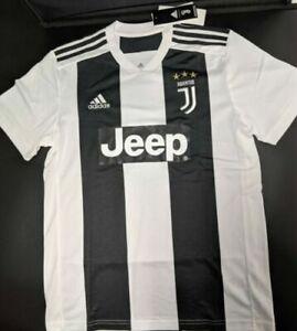 quality design abb64 b085d 5 /5 Ronaldo JUVENTUS Jersey XL 2019 Home Shirt CF3489 adidas Soccer Ig93