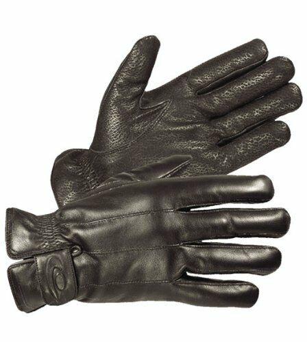 HATCH WPG100 Winter Patrol Glove W/Thinsulate, Black, Medium
