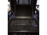 HP TFT5600 Rackmount Keyboard and Monitor