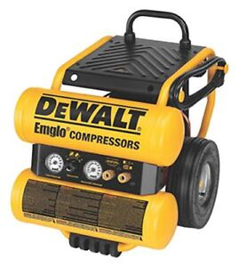 Dewalt/Emglo 1.1 HP Air Compressor
