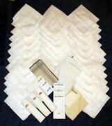 Monogram Hankies Lot