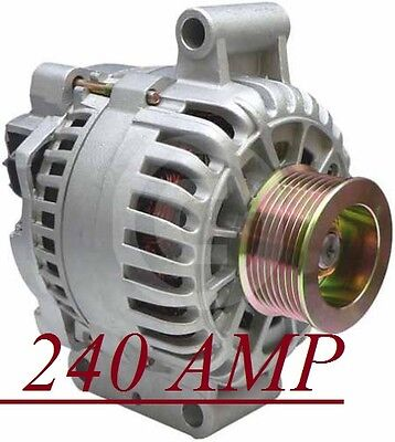 HIGH AMP FORD F-250 350 450 550 Super Duty V8 6.4L Diesel 2008-2010 ALTERNATOR