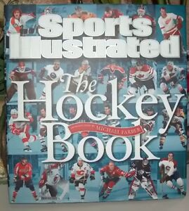 The Hockey Book by Sports Illustrated Staff London Ontario image 1