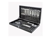 75 PIECE BOXED CUTLERY