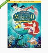 Little Mermaid Return to The Sea