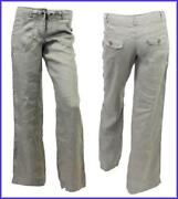 Ladies Linen Trousers