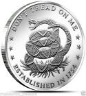 Dont Tread on Me Silver