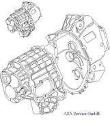 Ford Transit Getriebe