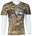 Affliction Yellow Shirts for Men