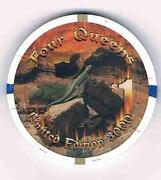 Four Queens Casino Chips