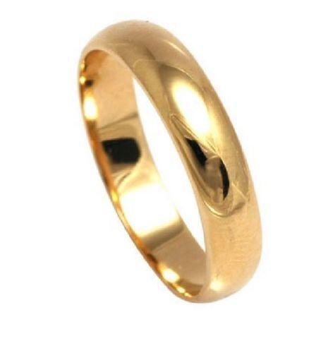 18ct Gold Wedding Rings