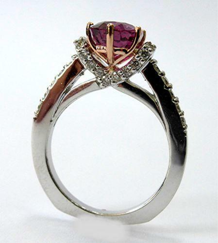 Ruby Engagement Ring | eBay