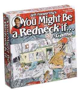 Sealed 2006 board game You Might Be a Redneck - 5 in stock
