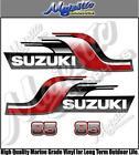 Suzuki Boat Decals