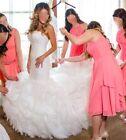 Mermaid & Trumpet Lace Wedding Dresses