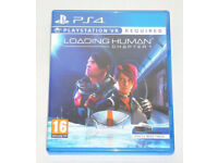 SONY PLAYSTATION PS4 GAME VR LOADING HUMAN CHAPTER 1 PAL PSVR VIRTUAL REALITY.⭐️