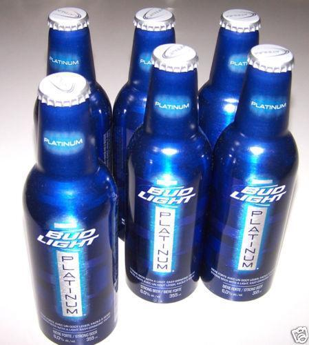 Bud Light Platinum Ebay