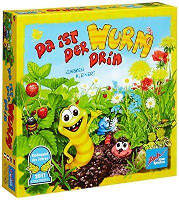 Beste Zoch Da ist der Wurm Drin Kinder Brettspiele Spielzeug Party Spiel NEU