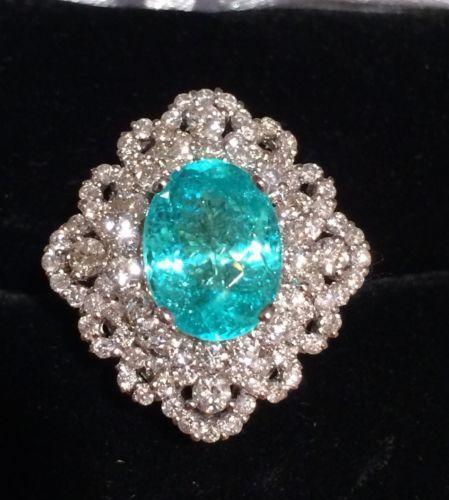 Antique Tourmaline Ring