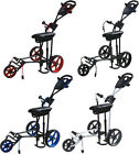 Golf Push Carts with Seat