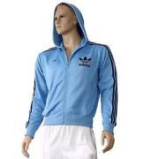 adidas Jacke Blau