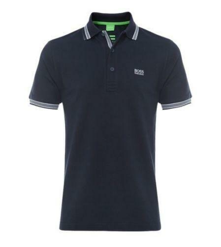 Hugo boss polo shirt ebay for Hugo boss green polo shirt sale