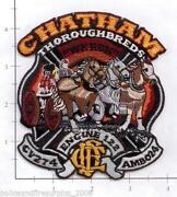 Chicago Fire Patch